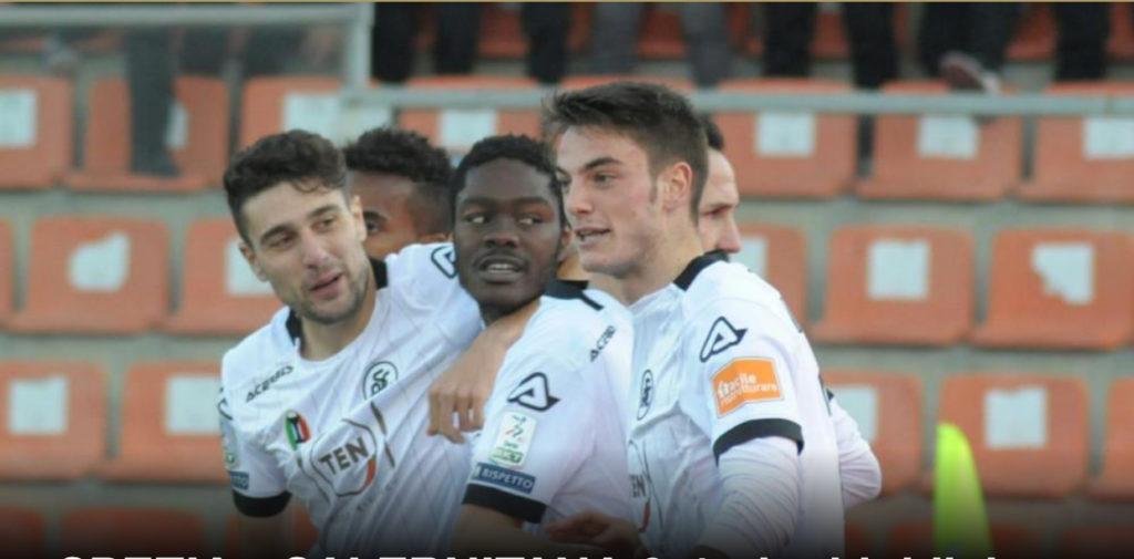 Emmanuel Gyasi grabs late winner for Spezia Calcio against Salernitana