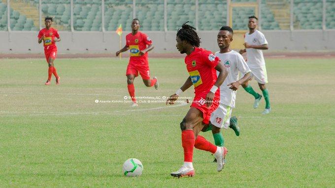 2019/20 Ghana Premier League: Week 1 Match Report - Asante Kotoko 1-0 Eleven Wonders