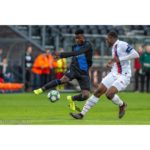 Ghanaian youngster Eric Appiah starts for Club Brugge against Real Madrid