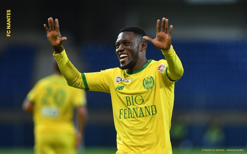 EXCLUSIVE: French side Nantes want to make a return for Majeed Waris in January