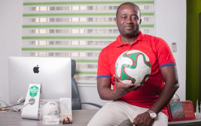 GFA President Kurt Okraku chairs juvenile football committee