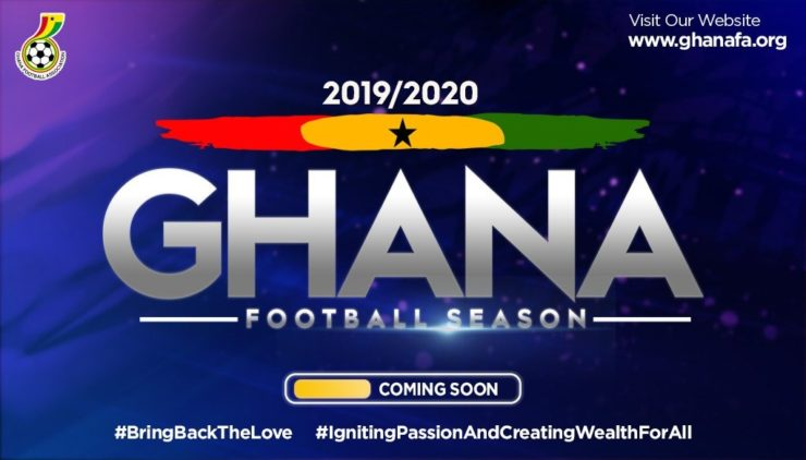 2019/20 Ghana Premier League to be launched on Dec 20