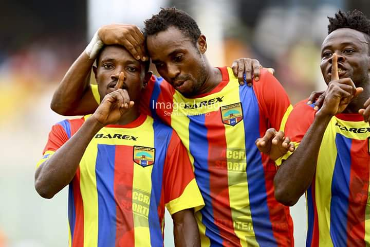 Ghanaian giants Hearts of Oak pip Togolese side Etoile Filante 1-0 in international friendly