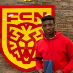 Kudus Mohammed receives Young Player of the month award in Denmark