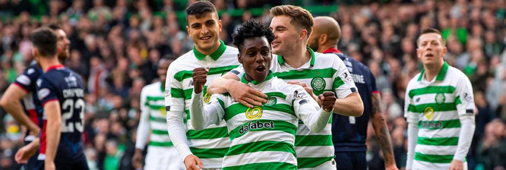 Former Celtic star praises teenage full back Jeremie Frimpong