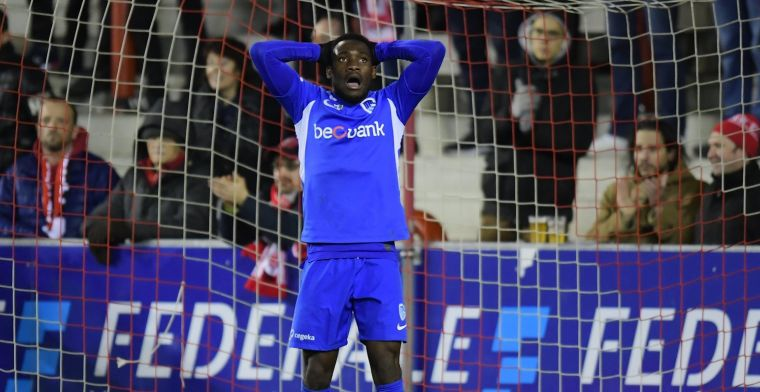 Ghanaian forward Joseph Paintsil blasts former coach Felice Mazzu