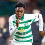 Celtic teenage rookie Jeremie Frimpong is ahead of Rangers captain James Tavernier - Mark Wilson