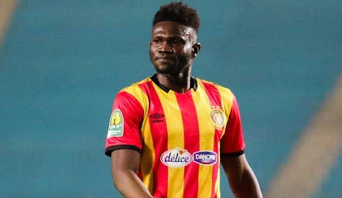 Esperance midfielder Kwame Bonsu out for three weeks after muscle tear