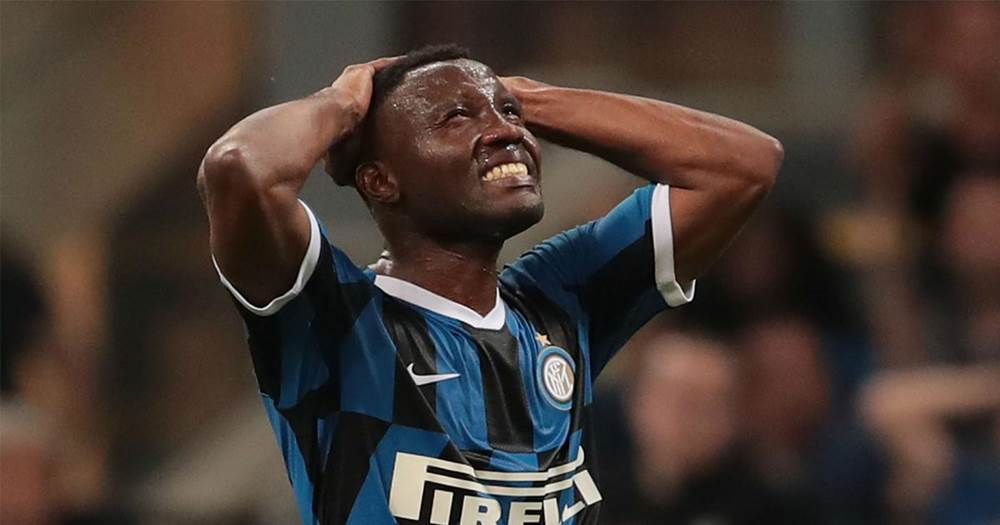 EXCLUSIVE: Inter Milan set to dump Kwadwo Asamoah as club 'run out of patience' with injury-prone Ghana star