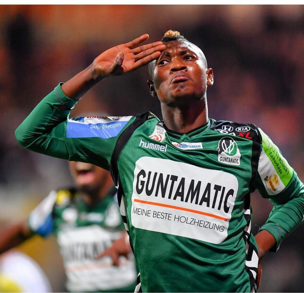 Ghanaian defender Kennedy Boateng set to leave Austria side SV Reid next summer