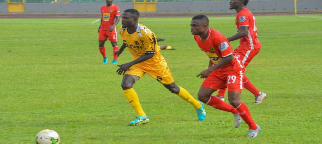 2019/2020 Ghana Premier League: Kotoko to host Ashgold in an Ashanti derby on 16 February