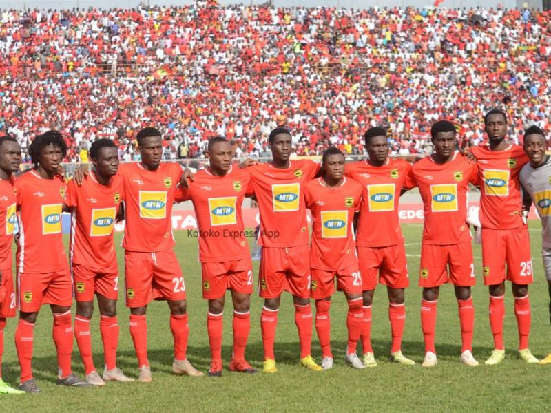 Kotoko brush side aside Ebusua Dwarfs 2-0 in pre-season friendly win