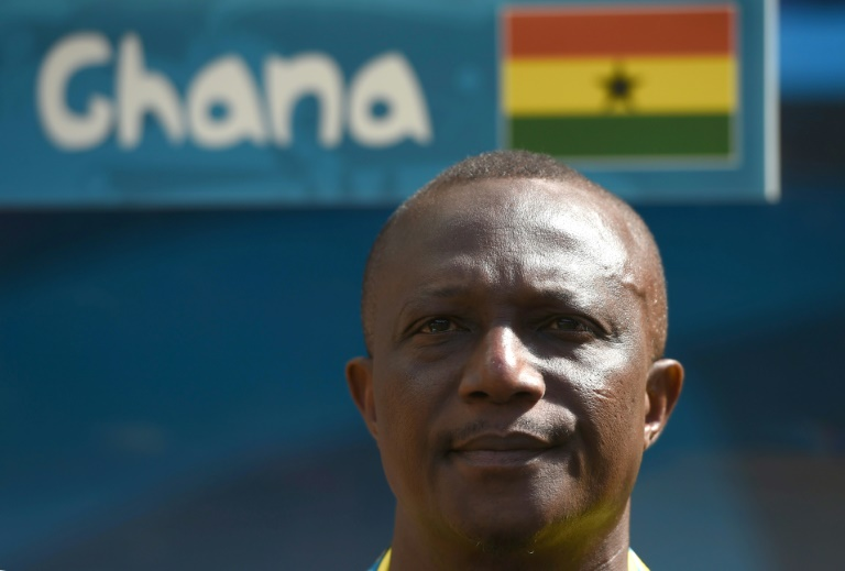 Ghana President Akufo Addo remains coy on Kwasi Appiah's Black Stars future