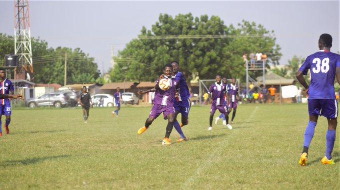 Liberty Professionals pip Vision FC in preseason friendly