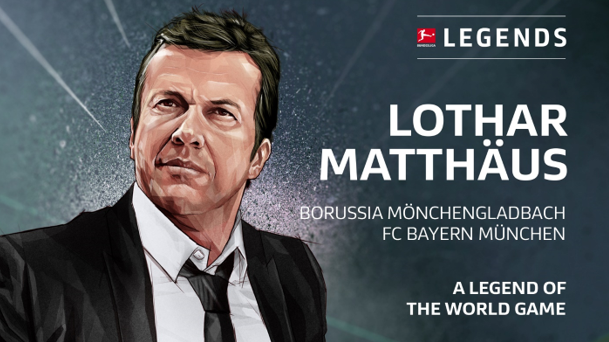 Iconic Ex-German captain Lothar Matthäus to join StarTimes Bundesliga Legends Tour in Ghana