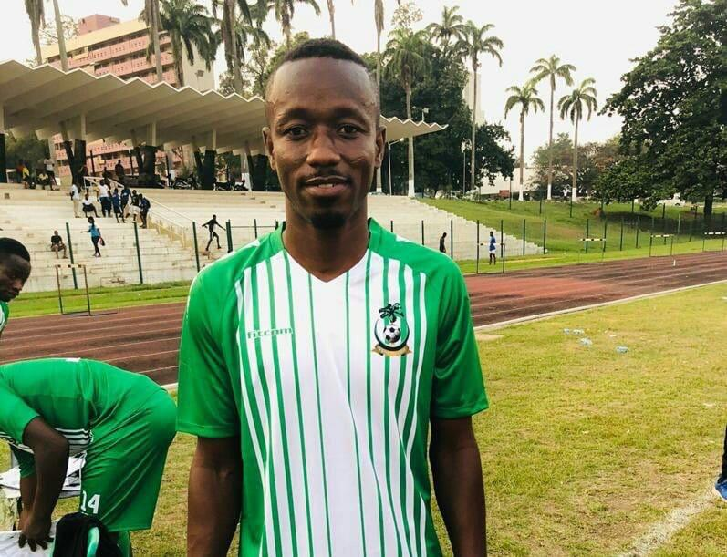 King Faisal unveil new signing Michael Akuffo