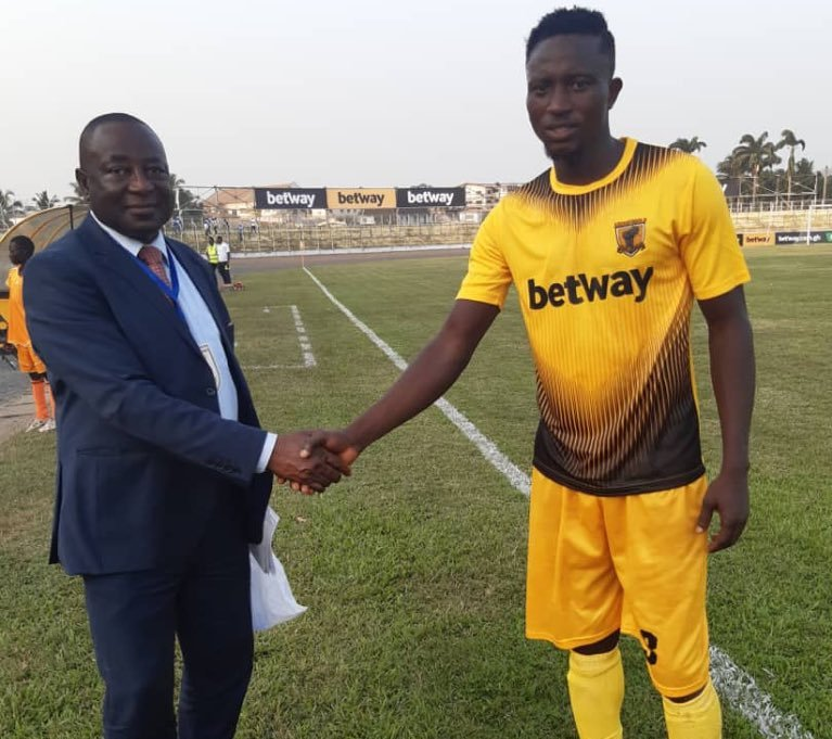 PHOTOS: 2019/20 Ghana Premier League Week 1 Man of the Match winners