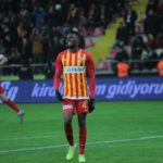 Ghana's Bernard Mensah to miss Kayserispor crunch clash against Galatasaray through suspension