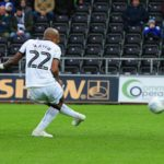"""I must try to get more goals for Swansea City""- Andre Ayew"