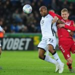 Swansea must build on morale-boosting win against Middlesbrough - Ayew