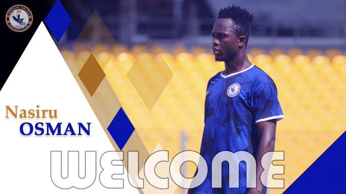 Berekum Chelsea complete signing of Nasiru Osman