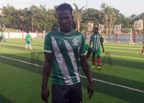 Sekondi Hasaacas re-sign defender Theophilus Nana Awortwe