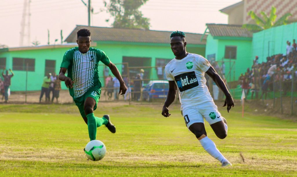 Two goal hero Emmanuel Ocran named Man of the Match in Dreams FC's win against King Faisal