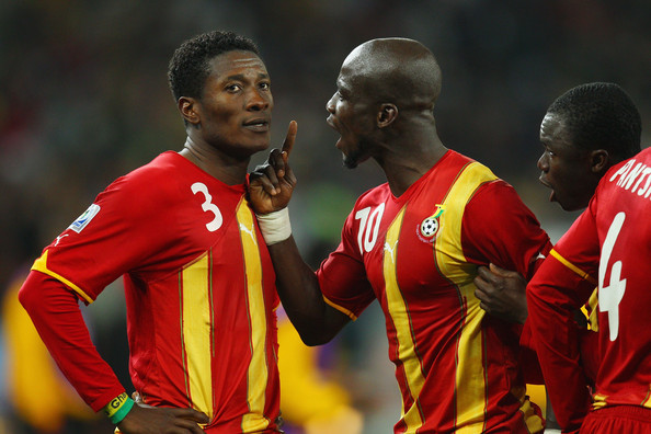 Ghana vs Uruguay makes Fifa's top 10 standout World Cup matches from the past decade
