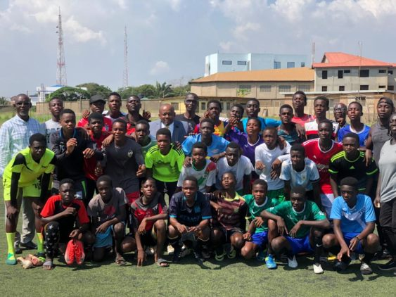 Second phase of Ghana U-15 scouting starts today
