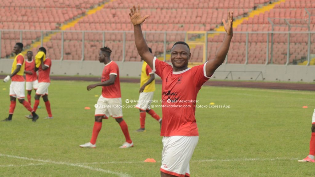 Asante Kotoko extend contract of defender Wahab Adams to 2022