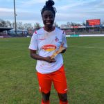 Eunice Beckmann finally receives award as Swiss League topscorer after TWO years