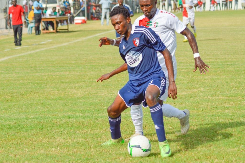 John Tedeku: WAFA SC teenager marks Ghana Premier League debut