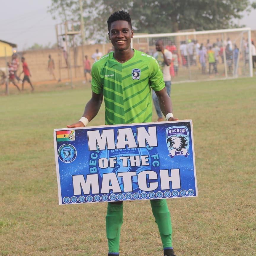 Bechem United wonder kid Kwadwo Asamoah targets more goals and assists after MOTM display in opener