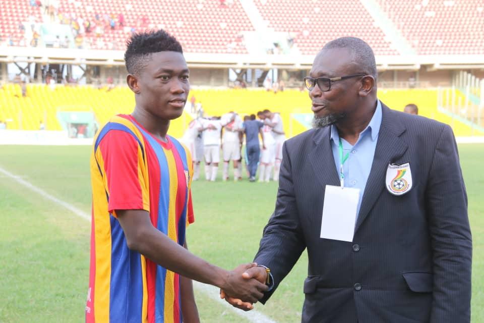 Four Hearts of Oak players to mark GPL debut against Berekum Chelsea