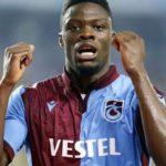 Video: Watch Ghana striker Caleb Ekuban scores on injury return for Trabzonspor