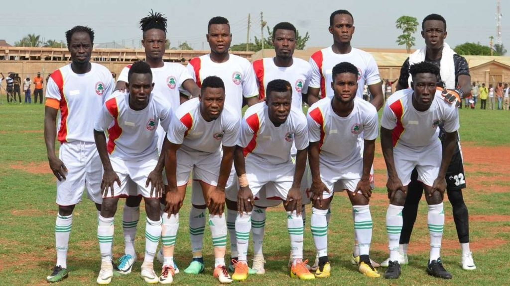 2019/20 Ghana Premier League: Week 12 Match Report -Legon Cities 0-0 Eleven Wonders