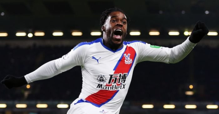 In-form Jeffrey Schlupp opens contract talks with Crystal Palace