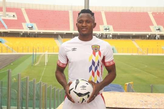 BREAKING NEWS: Hearts of Oak agree $100,000 deal with Al Hilal for Joseph Esso