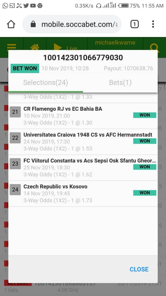 Premier betting results ghana eurovision betting odds betfair cricket
