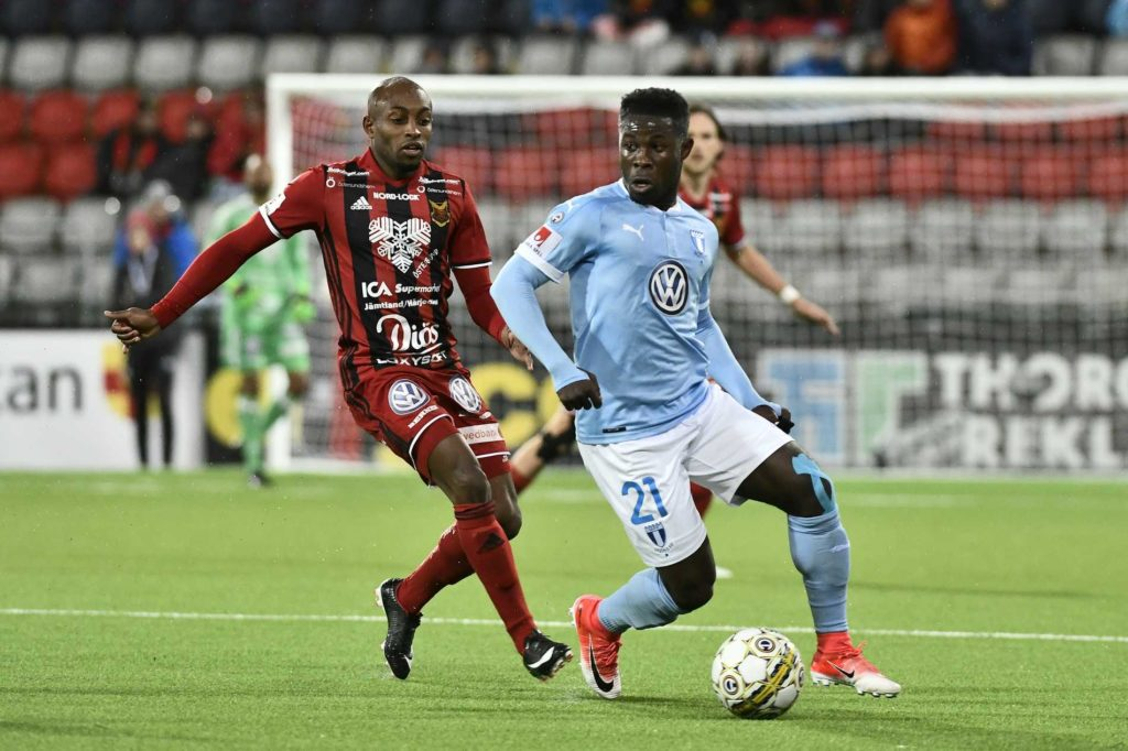 EXCLUSIVE: Sudanese giants Al-Merreikh in talks with freed Ghanaian midfielder Kingsley Sarfo