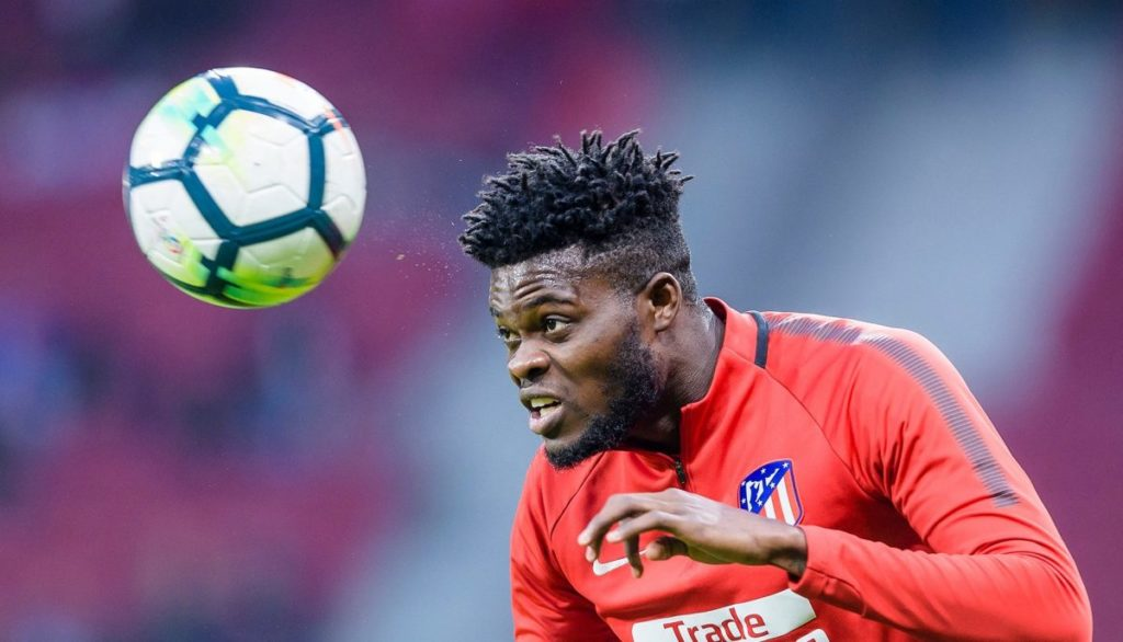 Arsenal still interested in Thomas Partey