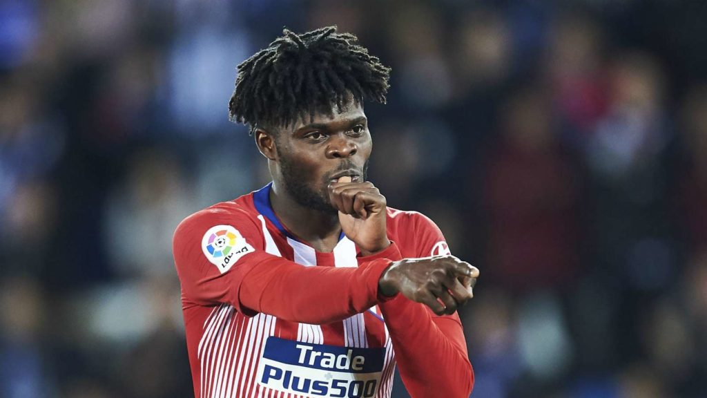 Arsenal keen to pay Thomas Partey's €50 million release clause