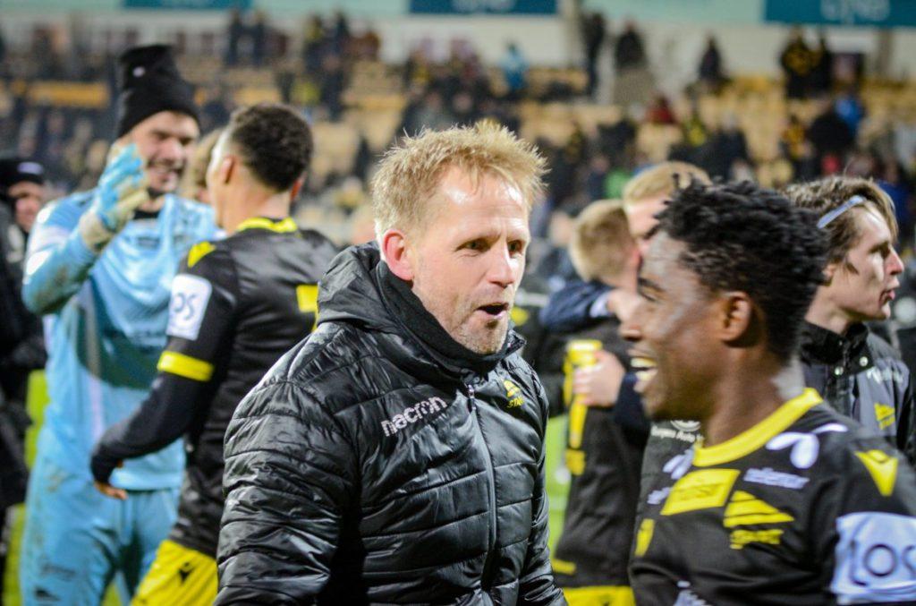 Ghanaian midfielder Isaac Twum looks to spur Norwegian side top-flight after promotion