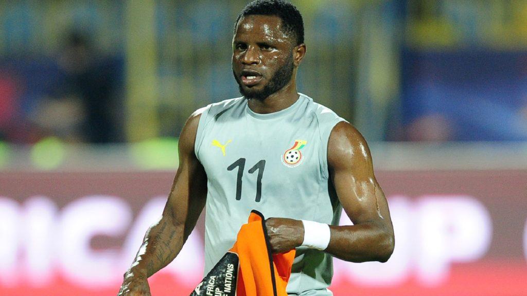 Ghana star Mubarak Wakaso hails Ghana League return, calls for support and unity