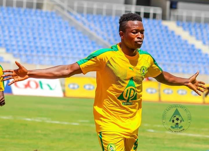 Youth striker Zikiru Adams makes impact in Zambia, hopes for Ghana chance in future