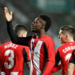 Ghanaian Inaki Williams sad after suffering alleged racist abuse in Spain
