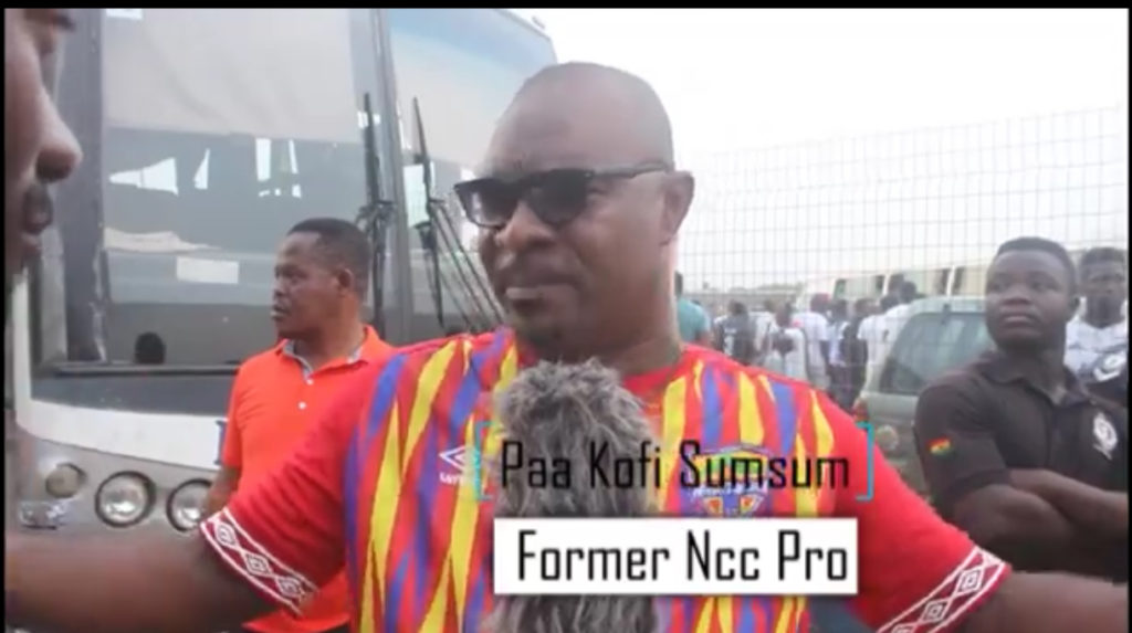 VIDEO: Ex-Hearts of Oak NCC scribe Paa Kofi Sunsum talks tough ahead Asante Kotoko showdown