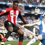 La Liga wants partial stadium ban for Espanyol over racist abuse towards Inaki Williams