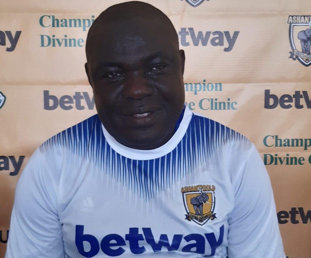 VIDEO: Ashantigold assistant coach Sheriff Mambo rues missed chances in home loss to Berekum Chelsea