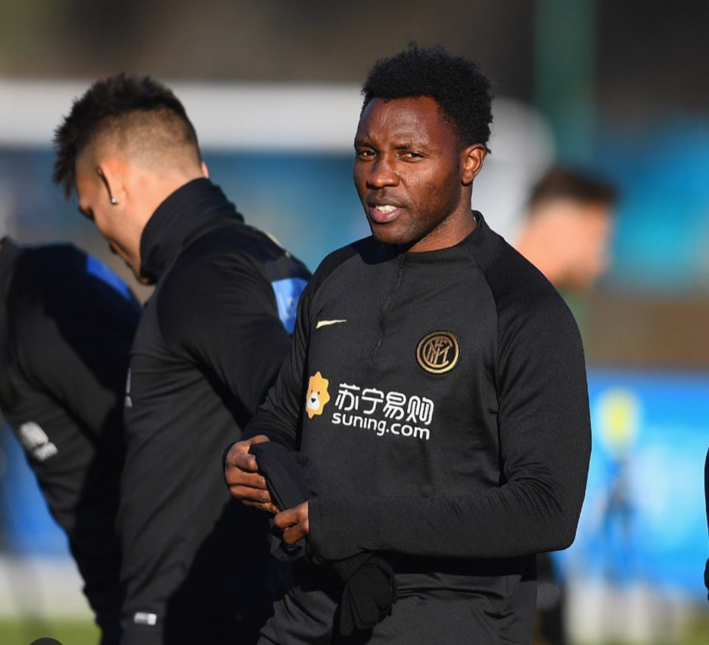 EXCLUSIVE: Kwadwo Asamoah's agent holds showdown talks with Inter Milan amid exit reports